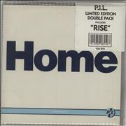 Click here for more info about 'P.I.L. - Home - Double Pack'
