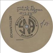 Click here for more info about 'P.J. Harvey - 50 Ft Queenie - Test Pressing'