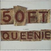 """P.J. Harvey 50 Ft Queenie UK 12"""" vinyl"""
