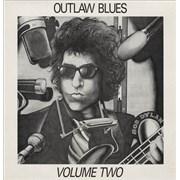 Bob Dylan Outlaw Blues Volume Two UK vinyl LP