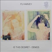 Click here for more info about 'P.J. Harvey - Is This Desire? - Demos'