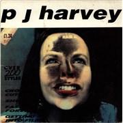 """P.J. Harvey Sheela-Na-Gig - EX UK 12"""" vinyl"""