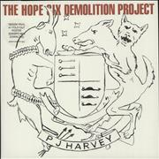 Click here for more info about 'P.J. Harvey - The Hope Six Demolition Project - 180gram Vinyl'