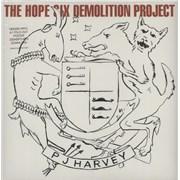 P.J. Harvey The Hope Six Demolition Project - 180gram Vinyl - Sealed UK vinyl LP