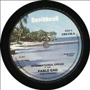 Click here for more info about 'Pablo Gad - International Dread'