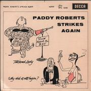 Click here for more info about 'Paddy Roberts - Paddy Roberts Strikes Again'