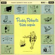 Click here for more info about 'Paddy Roberts - Paddy Roberts Tries Again'