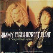 Click here for more info about 'Page & Plant - A Songwriting Legacy - Sealed'
