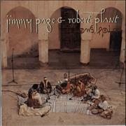 Click here for more info about 'Page & Plant - Gallows Pole - Jimmy Page Picture CD'