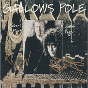 Click here for more info about 'Page & Plant - Gallows Pole - Signature Edition'