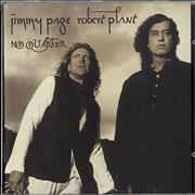Click here for more info about 'Page & Plant - No Quarter: Jimmy Page & Robert Plant Unledded'