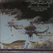 Click here for more info about 'Pallas - Eyes In The Night'