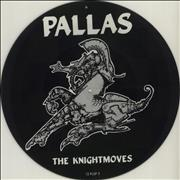 Click here for more info about 'Pallas - The Knightmoves EP'