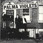 Click here for more info about 'Palma Violets - 180 + Bonus CD - Sealed'