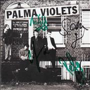 Click here for more info about 'Palma Violets - 180 - Autographed'