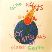 Click here for more info about 'Palma Violets - Last Christmas On Planet Earth'