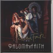 Click here for more info about 'Paloma Faith - A Perfect Contradiction - Autographed'
