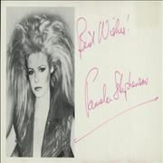 Click here for more info about 'Pamela Stephenson - Autographed Photocard'