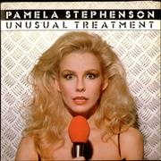 Click here for more info about 'Pamela Stephenson - Unusual Treatment - Doublepack'