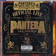 Click here for more info about 'Pantera - Official Live: 101 Proof'