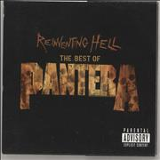 Click here for more info about 'Pantera - Reinventing Hell - The Best Of'