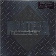 Click here for more info about 'Pantera - Reinventing The Steel: 20th Anniversary - Silver Vinyl - Sealed'