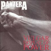 Click here for more info about 'Pantera - Vulgar Display Of Power'