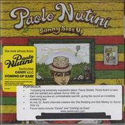 Click here for more info about 'Paolo Nutini - Sunny Side Up'