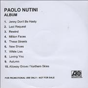 Click here for more info about 'Paolo Nutini - These Streets'