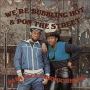 Click here for more info about 'Papa Face - We're Bubbling Hot & 'Pon The Street'