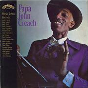 Click here for more info about 'Papa John Creach - Papa John Creach'
