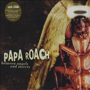 Click here for more info about 'Papa Roach - Between Angels & Insects'
