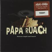 Click here for more info about 'Papa Roach - Between Angels And Insects - Number stickered'