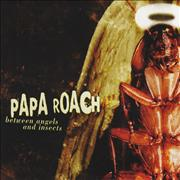 Click here for more info about 'Papa Roach - Between Angels And Insects'