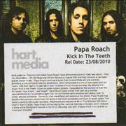 Click here for more info about 'Papa Roach - Kick In The Teeth'