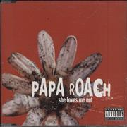 Click here for more info about 'Papa Roach - She Loves Me Not'