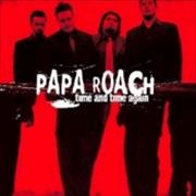 Click here for more info about 'Papa Roach - Time And Time Again'