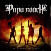 Click here for more info about 'Papa Roach - Time For Annihilation... On The Record & On The Road'