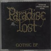 Click here for more info about 'Paradise Lost - Gothic EP'