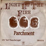 Click here for more info about 'Parchment - Light Up The Fire'