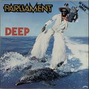 Click here for more info about 'Parliament - Deep - Blue vinyl'