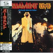 Click here for more info about 'Parliament - Live: P-Funk Earth Tour'