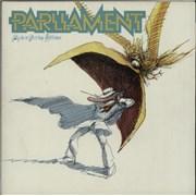 Parliament Motor Booty Affair UK vinyl LP