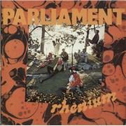 Parliament Rhenium - EX UK vinyl LP