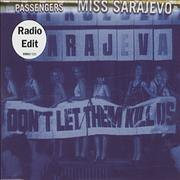 Click here for more info about 'Passengers - Miss Sarajevo'