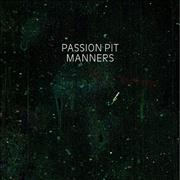 Click here for more info about 'Passion Pit - Manners'