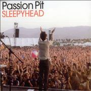 Click here for more info about 'Passion Pit - Sleepyhead'