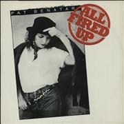 Click here for more info about 'Pat Benatar - All Fired Up'