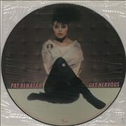 Click here for more info about 'Pat Benatar - Get Nervous'