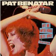 Click here for more info about 'Pat Benatar - Hit Me With Your Best Shot'